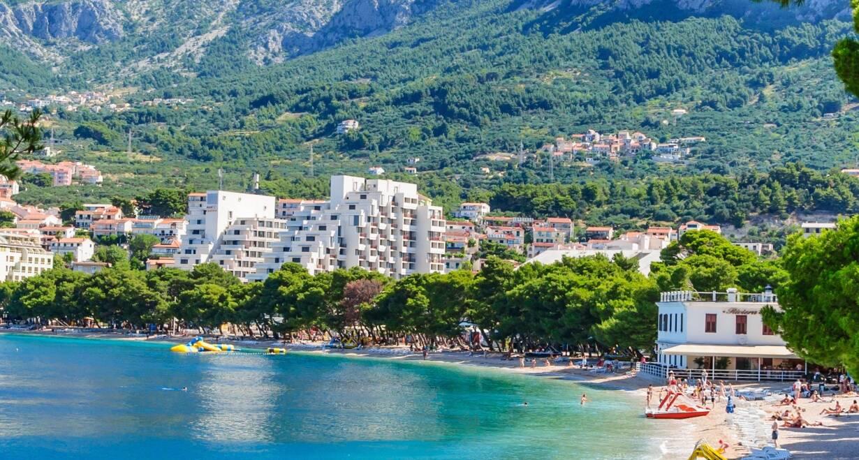 Fly & Drive Kroatië: Watervallen, eilanden en Dubrovnik - KroatiëMakarska