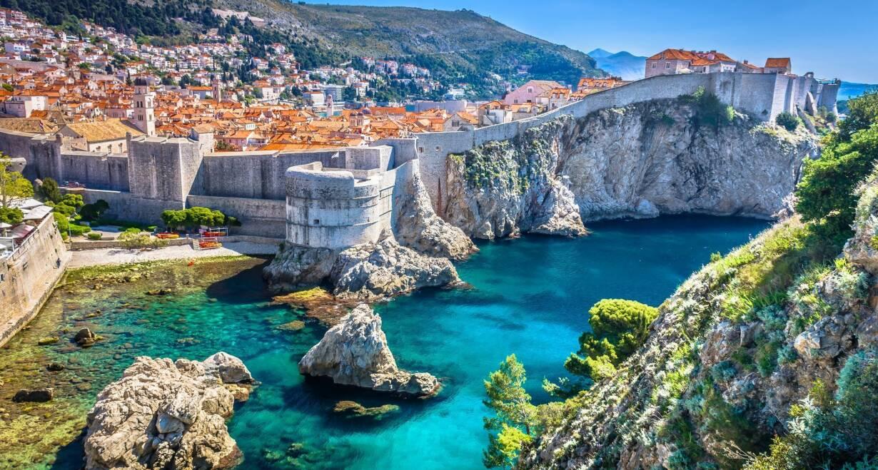 Fly & Drive Kroatië: Watervallen, eilanden en Dubrovnik - KroatiëBezoek aan Dubrovnik