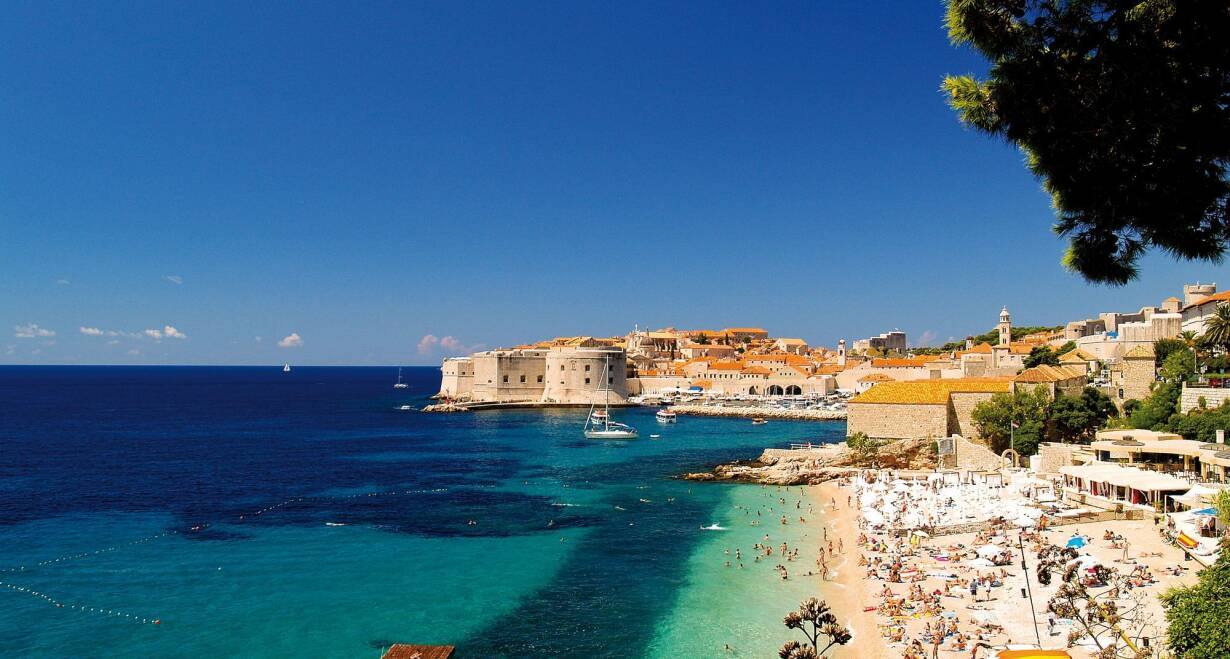 Fly & Drive Kroatië: Watervallen, eilanden en Dubrovnik - KroatiëExtra dag in Dubrovnik