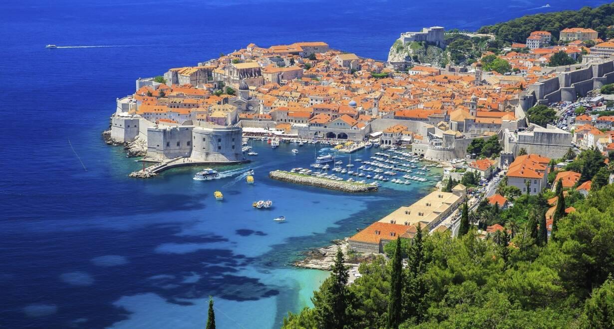 Fly & Drive Kroatië: Watervallen, eilanden en Dubrovnik - KroatiëExtra dag in Cilipi
