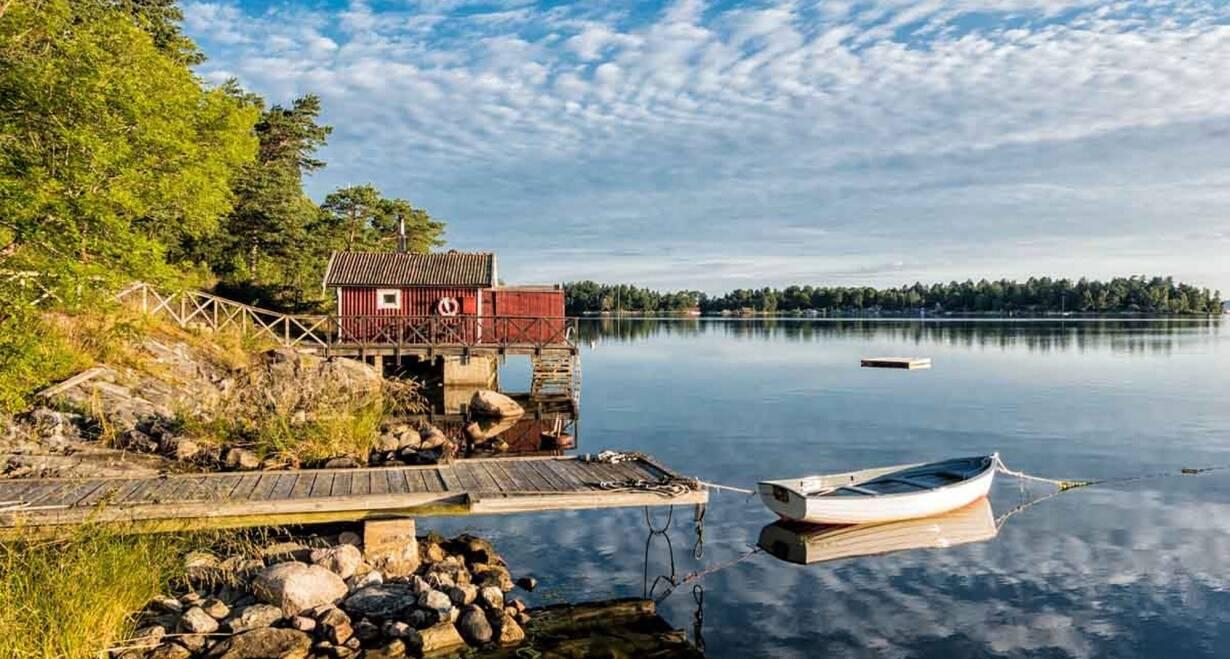 Houtvlotavontuur: Zweedse Klaräven, bossen en meren  - ZwedenLofsdalen