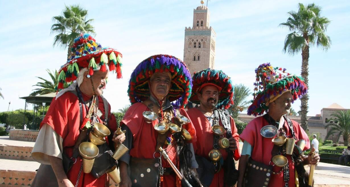 Fly & Drive Marokko: Koningssteden, kasbah's en Atlasgebergte - MarokkoAankomst in Marokko