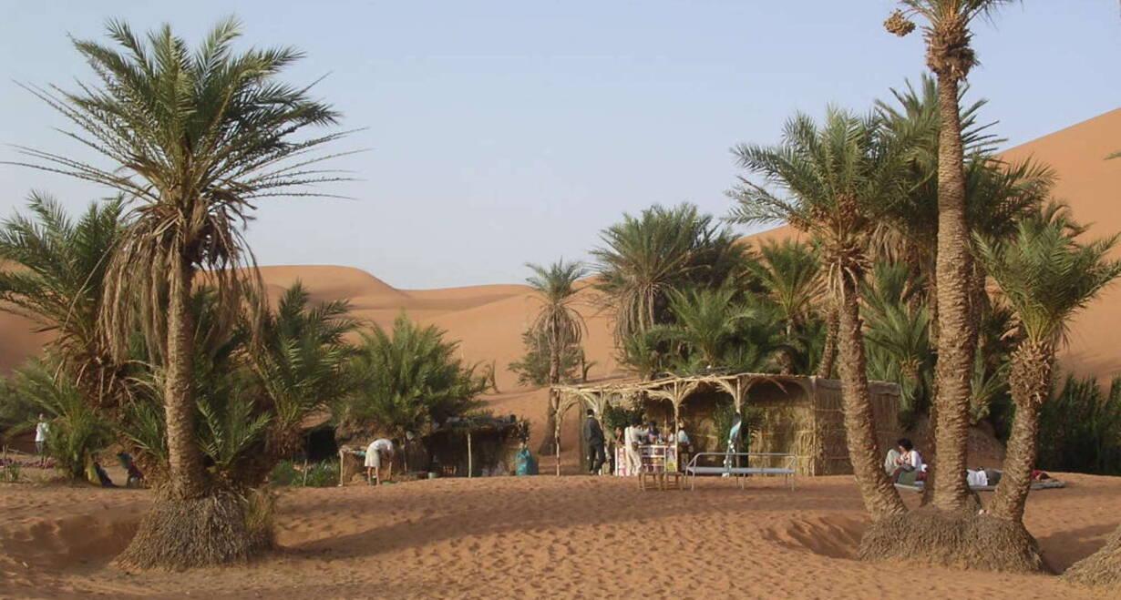 Fly & Drive Marokko: Koningssteden, kasbah's en Atlasgebergte - MarokkoDe rit naar Erfoud