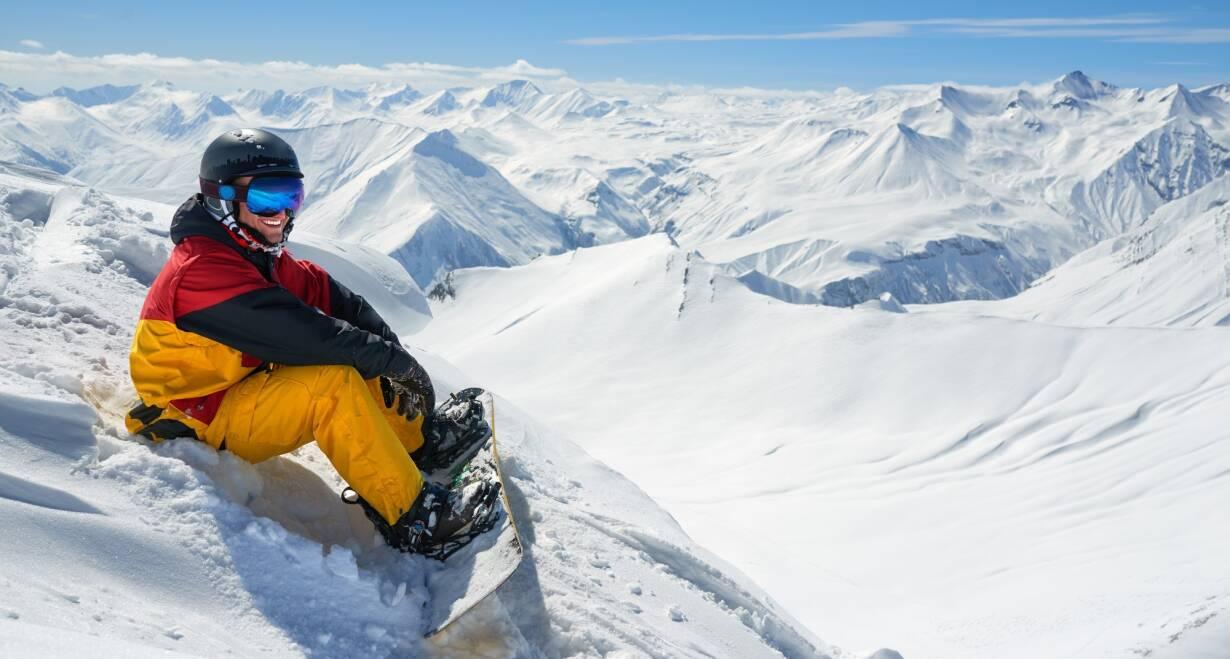 Nieuw! Avontuurlijke wintersport in Georgië - GeorgiëBakuriani
