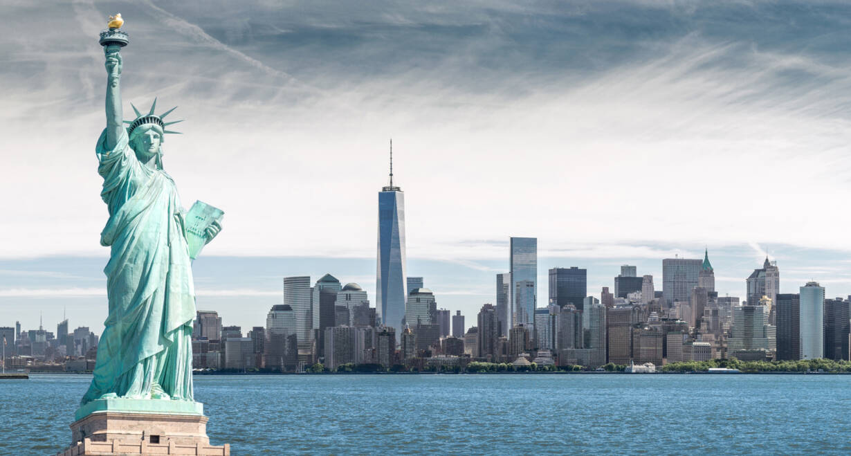 Fly & Drive Amerika, New York en Sunny Florida - AmerikaVlucht Amsterdam – New York