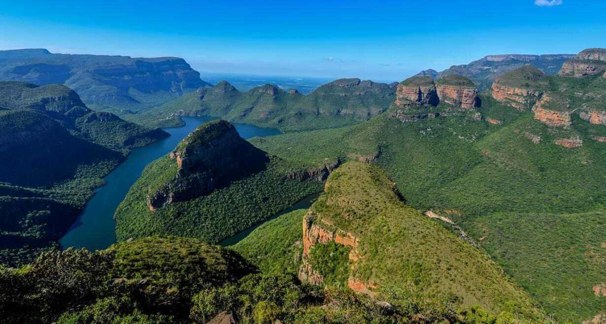 Fly & Drive Zuid-Afrika: Krugerpark, Swaziland en de Drakensbergen - Zuid-AfrikaSabie – Panoramaroute (150 km)