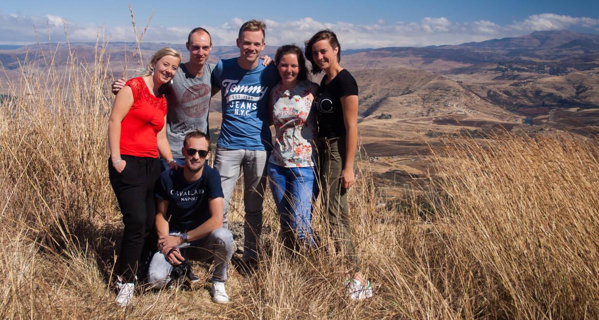 Fly & Drive Zuid-Afrika: Krugerpark, Swaziland en de Drakensbergen - Zuid-AfrikaDurban – Drakensbergen (250 km)