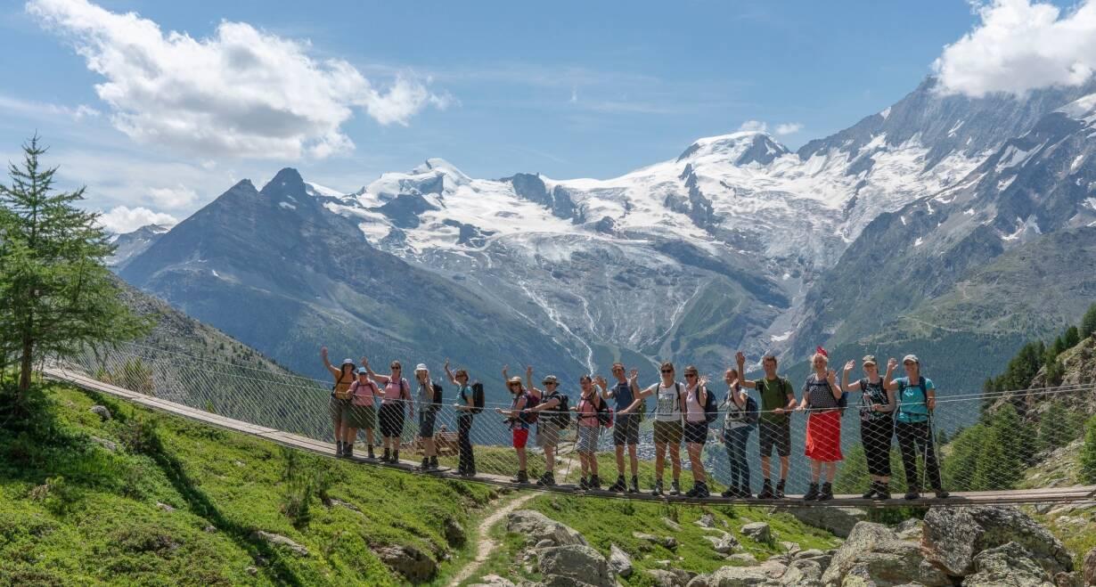Bergwandelen in het Oostenrijkse Paznauntal - OostenrijkHeenreis naar Galtür - eigen vervoer of trein