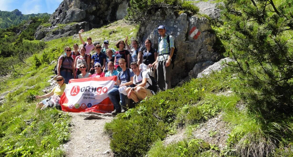 Bergwandelen in het Oostenrijkse Paznauntal - OostenrijkVertrek Galtür, terugreis