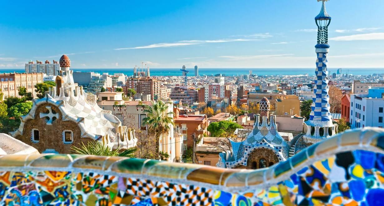 Fly & Drive Andorra en Spanje: Pyreneeën, costa's en Barcelona - SpanjeTerugreis, vlucht Barcelona – Amsterdam/Eindhoven