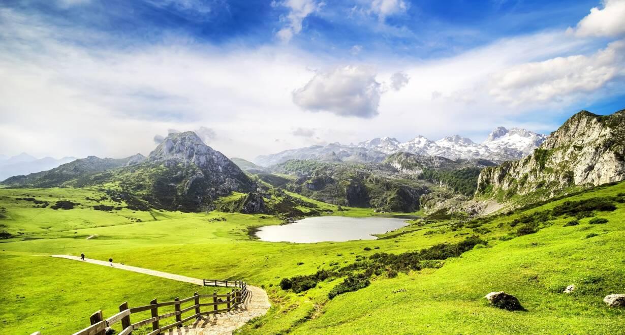 Fly & Drive Spanje en Portugal: van Bilbao naar Porto - SpanjePicos de Europa National Park
