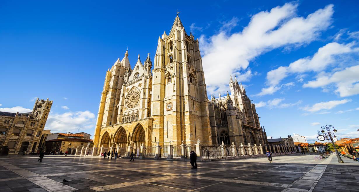 Fly & Drive Spanje en Portugal: van Bilbao naar Porto - SpanjeOp weg naar León
