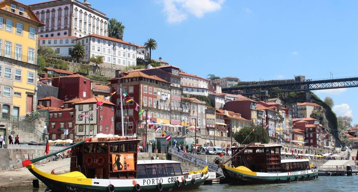 Fly & Drive Spanje en Portugal: van Bilbao naar Porto - SpanjeVanuit Vigo naar Porto