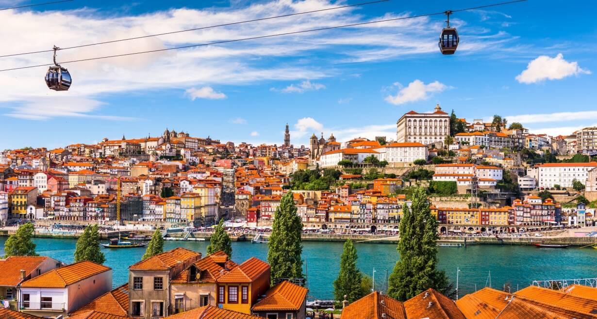 Fly & Drive Spanje en Portugal: van Bilbao naar Porto - SpanjeOntdek Porto