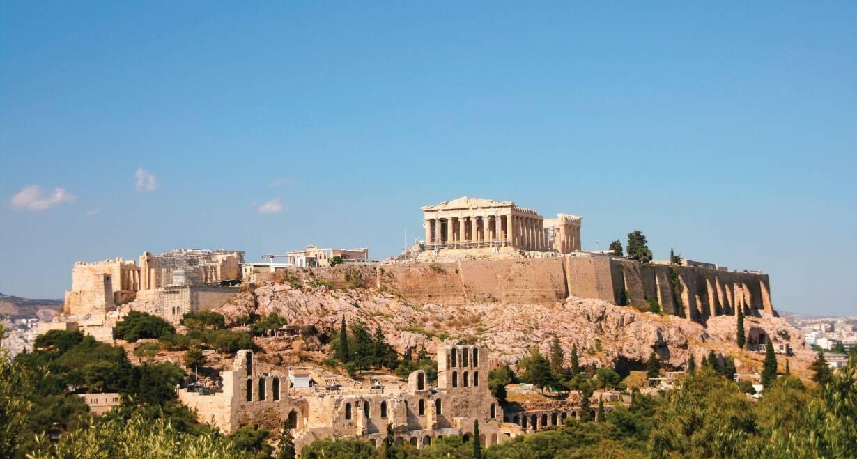 Jeep Adventure in de herfstvakantie: van Athene naar Zakynthos - GriekenlandRustdag in Athene