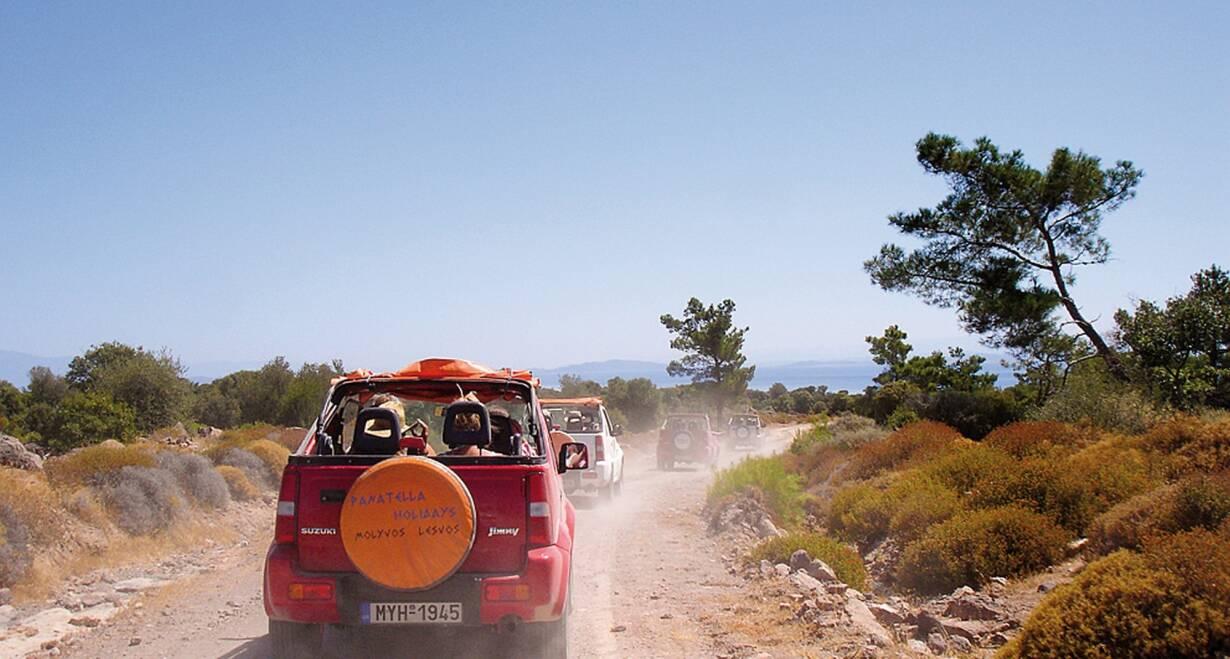 Jeep Adventure in de herfstvakantie: van Athene naar Zakynthos - GriekenlandAthene -  Nafplio -  Nemea