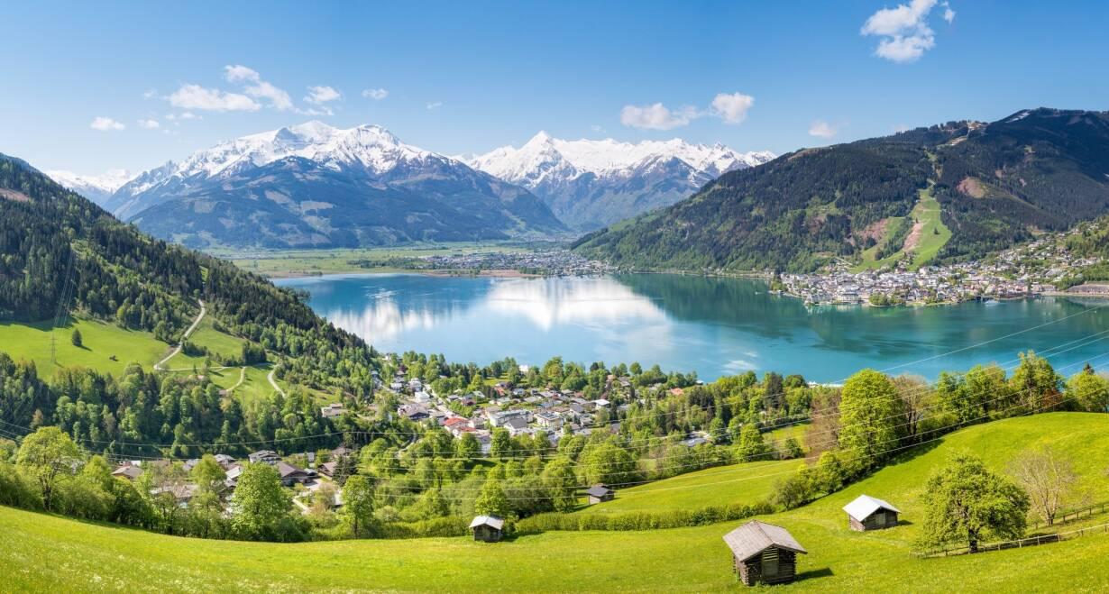 Fietsreis Chiemsee & Zell am See - OostenrijkTransfer naar Zell am See