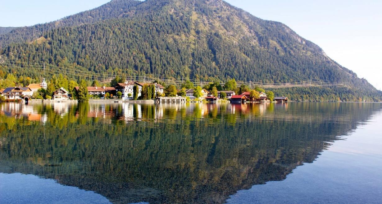 Fietsreis Chiemsee & Zell am See - OostenrijkRustdag