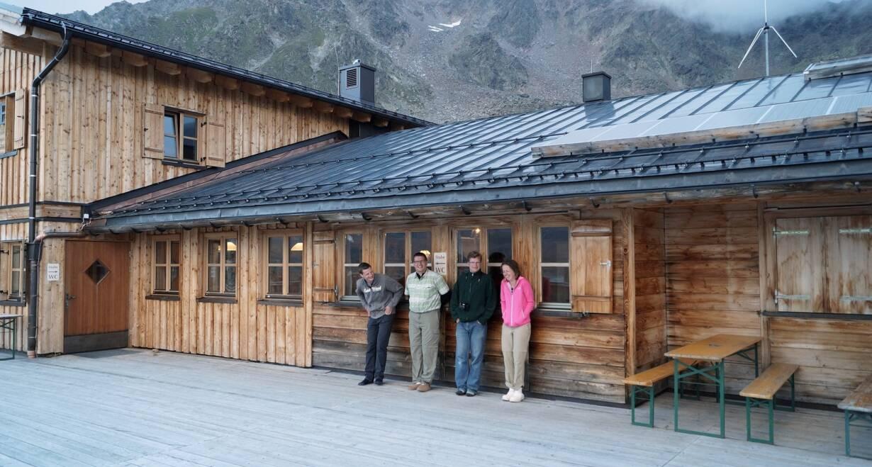 Bergwandelen in het Oostenrijkse Paznauntal - OostenrijkDoor het Klostertal met hutovernachting