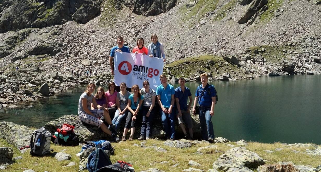 Bergwandelen in het Oostenrijkse Paznauntal - OostenrijkBeklimmen van de Furgler