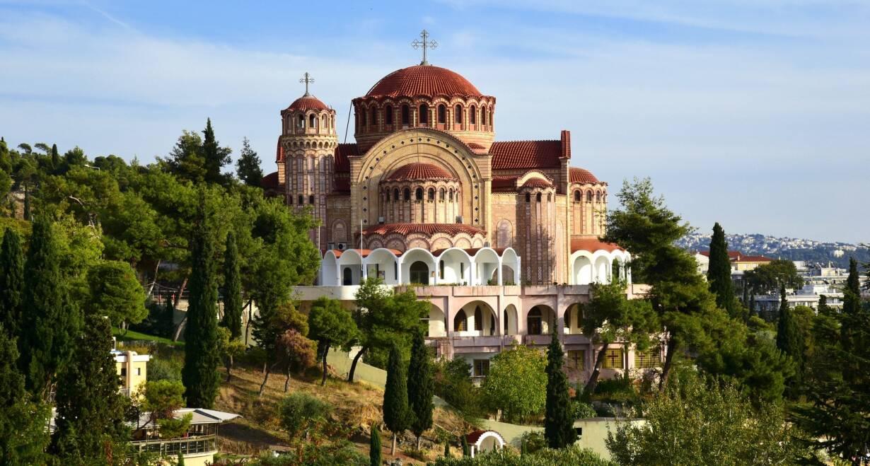 Fly & Drive Griekenland: Thessaloniki, Noord Griekenland en Meteora - GriekenlandHeenreis en bezoek aan Thessaloniki