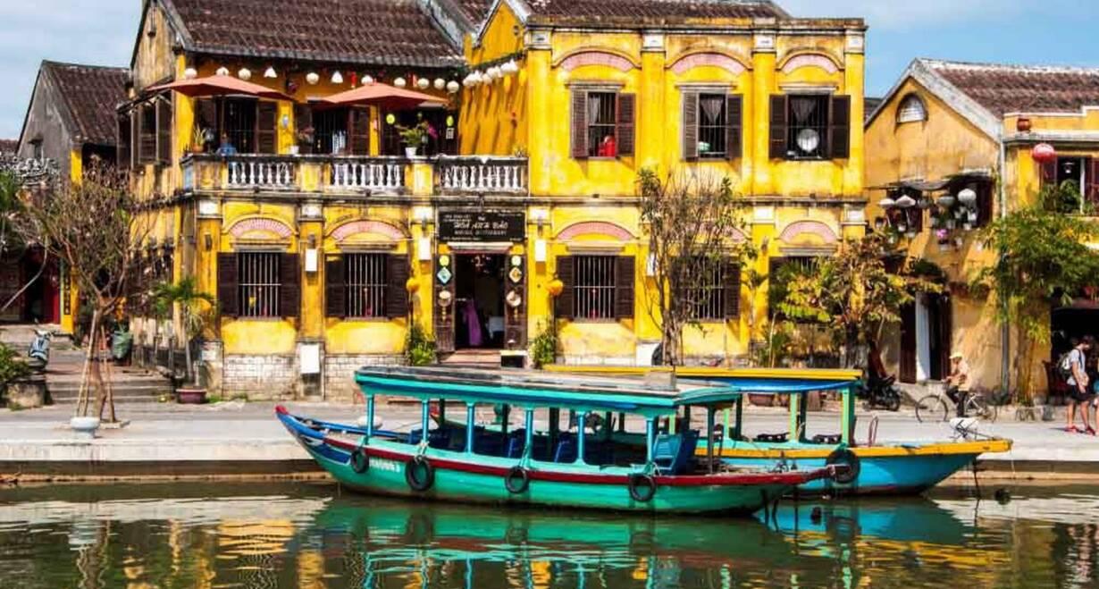 Vietnam: Sapa, Halong Bay en Saigon - VietnamHoi An