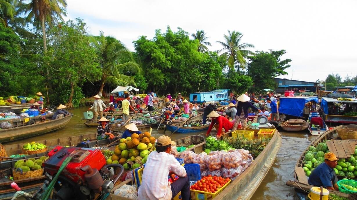 Vietnam: Sapa, Halong Bay en Saigon - VietnamFietstour Mekong Delta