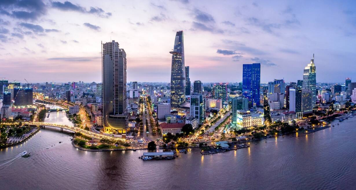 Vietnam: Sapa, Halong Bay en Saigon - VietnamHo Chi Minh - Terugreis